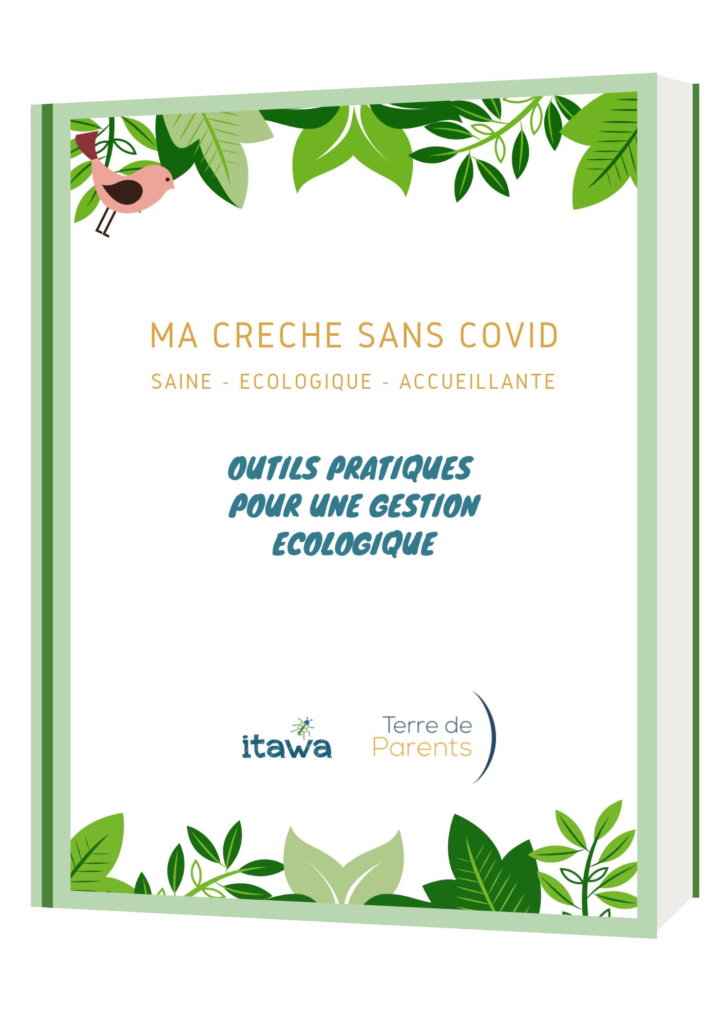 Guide pratique gestion écologique épidémie - Ma Crèche Sans covid
